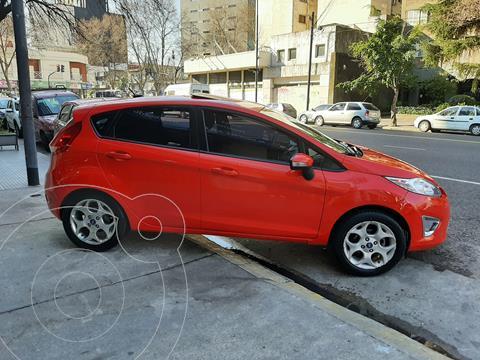 Ford Fiesta Kinetic 5P 1.6 Titanium MT (120cv) usado (2013) color Rojo precio $1.149.900