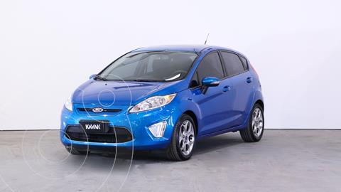 Ford Fiesta Kinetic Titanium usado (2013) color Azul Ibiza precio $1.160.000