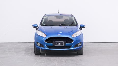 Ford Fiesta Kinetic SE Plus Powershift usado (2015) color Azul Mediterraneo precio $1.430.000
