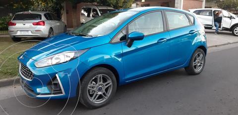 Ford Fiesta Kinetic S Plus nuevo color Azul Mediterraneo precio $1.550.000
