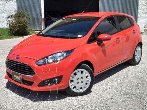 Ford Fiesta Kinetic S usado (2015) color Rojo precio $1.280.000