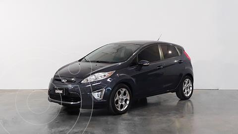 Ford Fiesta Kinetic Titanium usado (2013) color Negro precio $1.320.000