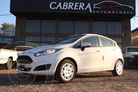 Ford Fiesta Kinetic 5P 1.6 S MT (120cv) usado (2015) color Blanco precio $1.300.000