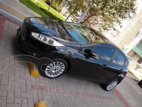 Ford Fiesta Kinetic SE  usado (2014) color Negro precio $1.100.000