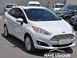 Foto venta Auto usado Ford Fiesta Kinetic S Plus (2017) color Blanco precio $490.000