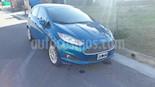 Foto venta Auto usado Ford Fiesta Kinetic SE Plus  (2014) color Azul Mediterraneo precio $360.000