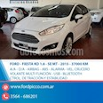 Foto venta Auto usado Ford Fiesta Kinetic SE  (2015) color Blanco