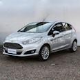 Foto venta Auto usado Ford Fiesta Kinetic SE  (2015) color Gris Claro precio $390.000