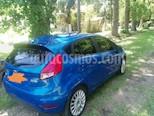 Foto venta Auto Usado Ford Fiesta Kinetic SE  (2015) color Azul Mediterraneo precio $340.000