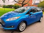 Foto venta Auto usado Ford Fiesta Kinetic Titanium Powershift (2015) color Azul precio $420.000