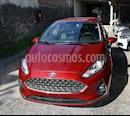 Foto venta Auto usado Ford Fiesta Kinetic Titanium (2018) color Rojo Rubi precio $650.000