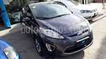 Foto venta Auto usado Ford Fiesta Kinetic Titanium (2012) color Gris Oscuro precio $320.000