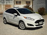 Foto venta Auto usado Ford Fiesta Kinetic Titanium (2014) color Blanco precio $199.000