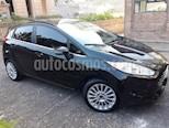 Foto venta Auto usado Ford Fiesta Kinetic Titanium (2013) color Negro Perla precio $357.900
