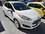 Foto venta Auto usado Ford Fiesta Kinetic Titanium (2014) color Blanco precio $360.000