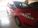 Foto venta Auto usado Ford Fiesta Kinetic Titanium (2013) color Rojo Rubi precio $320.000