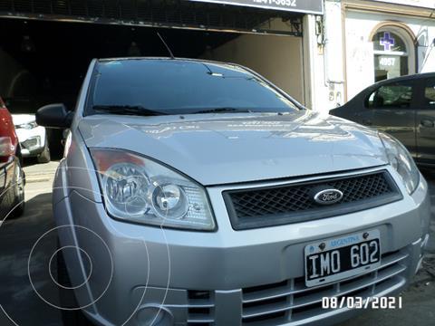 Ford Fiesta Max Ambiente TDCi usado (2009) color Gris Claro precio $510.000
