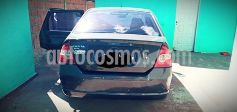 Ford Fiesta Max Ambiente Plus  usado (2007) color Gris Oscuro precio $290.000