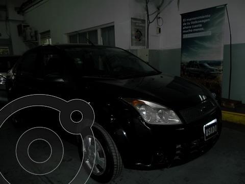 Ford Fiesta Max Ambiente MP· usado (2009) color Negro precio $500.000