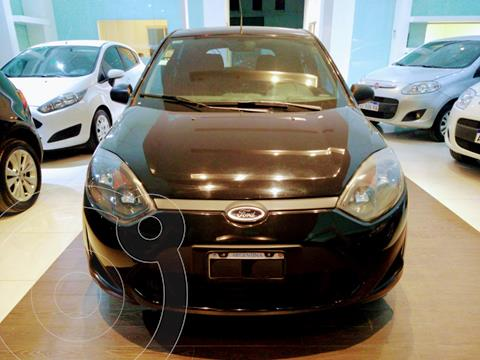 Ford Fiesta One Edge Plus usado (2013) color Negro precio $670.000