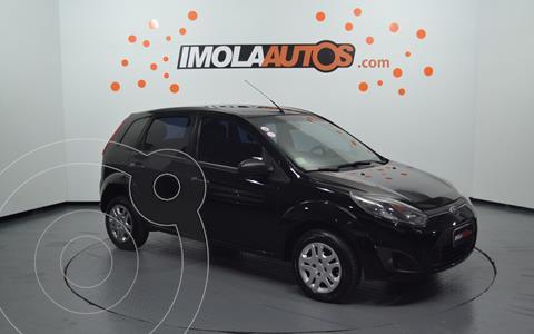 Ford Fiesta One Ambiente Plus usado (2014) color Negro Ebony precio $750.000