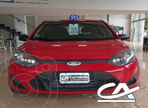 Ford Fiesta One Edge Plus usado (2010) color Rojo precio $689.000