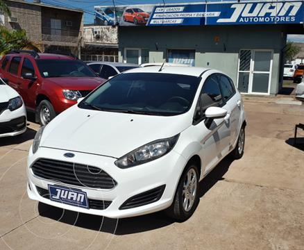 foto Ford Fiesta One Edge Plus usado (2016) color Blanco precio $1.160.000