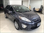 Foto venta Auto usado Ford Fiesta Sedan 4P S AUT SEDAN (2013) color Gris precio $120,000