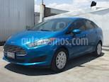 Foto venta Auto usado Ford Fiesta Sedan 4p S L4/1.6 Man (2016) color Azul precio $160,000