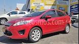 Foto venta Auto usado Ford Fiesta Sedan 4p SE L4/1.6 Man color Rojo precio $108,900