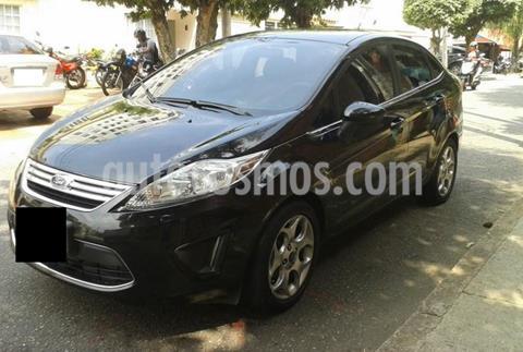 Ford Fiesta Sedan SE  usado (2011) color Negro precio $18.000.000