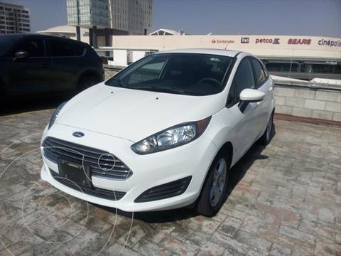 foto Ford Fiesta Sedán SE Aut usado (2019) color Blanco precio $214,000