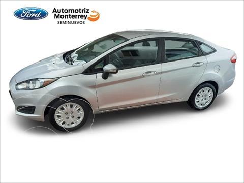 Ford Fiesta Sedan S Aut usado (2015) color Plata precio $139,900