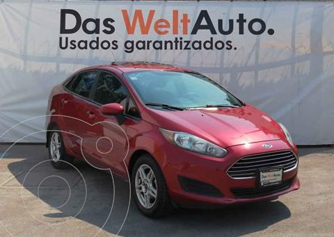 Ford Fiesta Sedan SE usado (2017) color Rojo precio $152,000