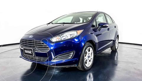 Ford Fiesta Sedan Version usado (2015) color Azul precio $149,999
