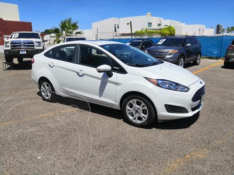 Ford Fiesta Sedan SE Aut usado (2016) color Blanco precio $160,000