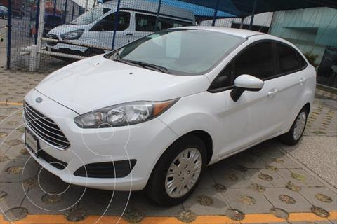 Ford Fiesta Sedan S usado (2017) color Blanco precio $163,000