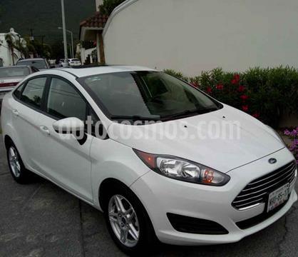 Ford Fiesta Sedan SE Aut usado (2018) color Blanco precio $192,000