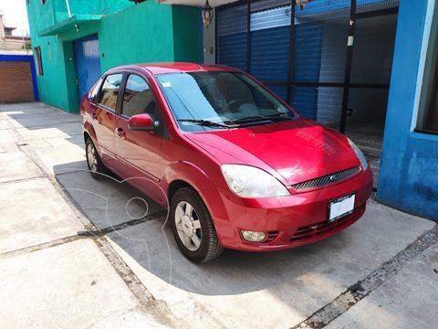 Ford Fiesta Sedan First Ac usado (2007) color Rojo precio $65,000