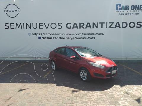 Ford Fiesta Sedan SE usado (2016) color Rojo precio $154,900