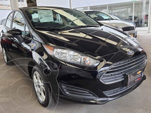 Ford Fiesta Sedan SE usado (2016) color Negro precio $169,000
