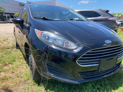 Ford Fiesta Sedan S Aut usado (2016) color Negro precio $140,000