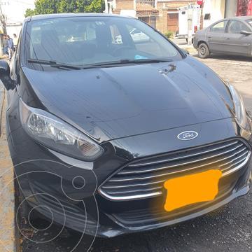 Ford Fiesta Sedan SE usado (2016) color Negro precio $155,500