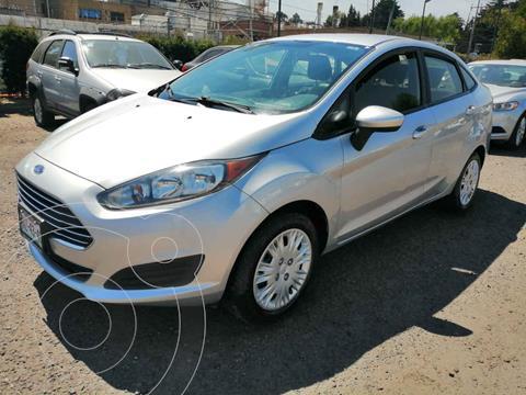 foto Ford Fiesta Sedán S usado (2016) color Plata precio $138,000