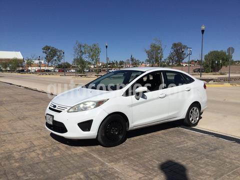 foto Ford Fiesta Sedán S usado (2012) color Blanco precio $95,000