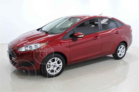 Ford Fiesta Sedan SE Aut usado (2016) color Rojo precio $159,000