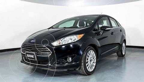 Ford Fiesta Sedan S Aut usado (2015) color Negro precio $184,999