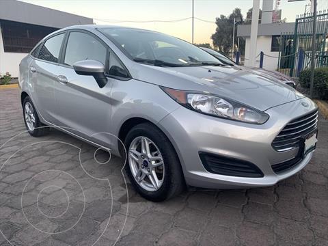 Ford Fiesta Sedan SE usado (2018) color Plata precio $169,000