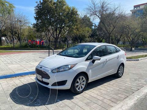Ford Fiesta Sedan SE Aut usado (2014) color Blanco precio $169,900