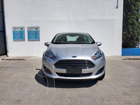 Ford Fiesta Sedan S usado (2019) color Plata precio $205,000